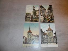 Beau Lot De 50 Cartes Postales De Suisse  Schweiz  Berne Bern  Mooi Lot Van 50 Postkaarten Zwitserland - Cartes Postales