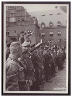 Dt- Reich (008087) Propaganda Foto Plauen Am Rande Einer Besuches Von Baldur V. Schirach Dem Reichsjugendführer - Briefe U. Dokumente