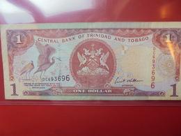 TRINIDAD And TOBAGO 1$ 2002 CIRCULER  (B.2) - Trinidad & Tobago
