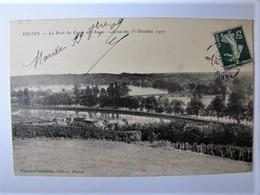FRANCE - NIEVRE - DECIZE - Le Port Du Canal - 1909 - Decize
