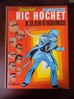 Ric Hochet ; K.o. En 9 Rounds - Ric Hochet