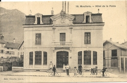 * HOTEL DE LA POSTE - Moutiers