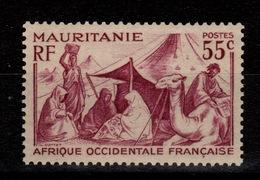 Mauritanie - YV 84 N** - Mauritanië (1906-1944)