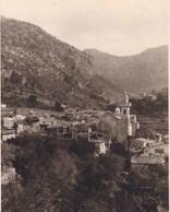 PALMA De MAJORQUE  VALLDEMOSSA 1930  Photo Amateur  Format Environ 7,5 Cm Sur 5,5 Cm - Lieux