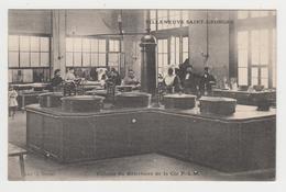 BO114 - VILLENEUVE SAINT GEORGES - Cuisine Du Réfectoire De La Compagnie P-L-M - Villeneuve Saint Georges