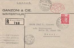 Svizzera, Lettera Per L'interno . - Covers & Documents