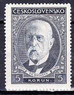 Tchécoslovaquie 1930 Mi 301 (Yv 272), (MNH)** - Czechoslovakia