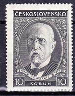Tchécoslovaquie 1930 Mi 302 (Yv 273), (MNH)** - Czechoslovakia