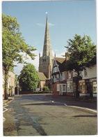 Solihull - St. Alphege Church  - (West Midlands) - Warwick