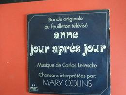 VINYLES   45 T   Anne Jour Après Jour  Bande Originale Du Feuilleton Télévisé - Musicals