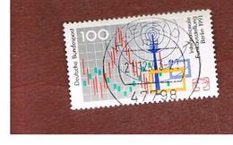 GERMANIA (GERMANY) - SG 2406  - 1991 INT. RADIO EXN.   - USED - [7] Federal Republic