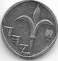 *israel  1 Sheqel 1994 Km 160 - Israel