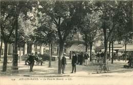 SAVOIE  AIX LES BAINS   La Place Du Revard - Aix Les Bains