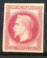 FRANCE (  ESSAIS  ) :  BEL  ESSAI   A  SAISIR . - 1863-1870 Napoléon III Con Laureles