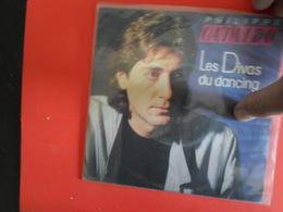 VINYLES   45 T  Philippe Cataldo   Les Divas Du Dancing - Disco, Pop