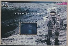 Etats-Unis Bloc 53 (complète.Edition.) Neuf Avec Gomme Originale 2000 Habités Lune (9319539 (9319539 - Stati Uniti