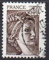 FRANCE N° 2118 O Y&T 1981 Sabine - 1977-81 Sabine Of Gandon