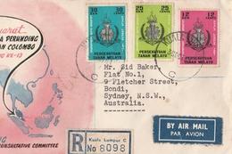 Persekutuan - Viaggiata Per L'Australia. - Timbres