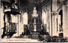 59 BAVAY - Intérieur De L'église - - Bavay