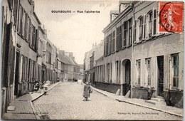 59 BOURBOURG - Rue Faidherbe - France