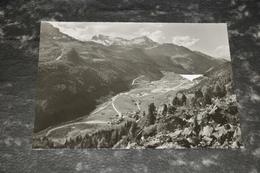 6297     STAUBECKEN MIT DORF MARMORERA - GR Graubünden