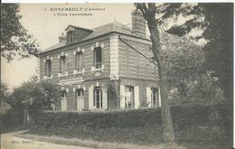ANNEBAULT - L'école Communale - Frankrijk