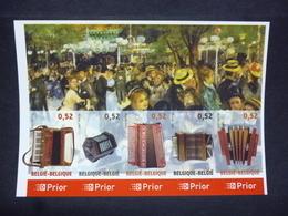 BELGIE BLOC 139 ONGETAND XX ( COB ) COTE : 50 EURO - Belgique