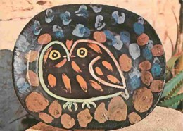 Art - Divers - Picasso Pablo - Keramik Ceramic Céramique - Musée D'Antibes - Voir Scans Recto-Verso - Fine Arts