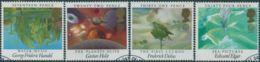 Great Britain 1985 SG1282-1285 QEII European Music Set FU - 1952-.... (Elizabeth II)
