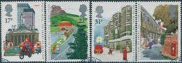 Great Britain 1985 SG1290-1293 QEII Royal Mail Set FU - 1952-.... (Elizabeth II)