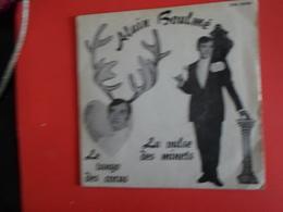 VINYLES   45 T  Alain Boulmé   La Valse Des Minets - Humor, Cabaret