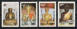 Laos 1994 Mi 1420 – 1423 MNH Buddhist - Laos