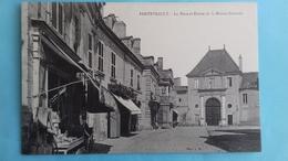 CPA FONTEVRAULT - France