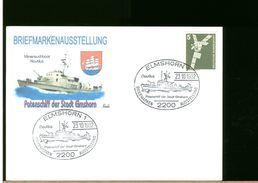 GERMANY - ELMSHORN - MINENSUCHBOOT  NAUTILUS - Militaria