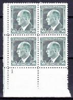** Tchécoslovaquie 1937 Mi 360 (Yv 324), (MNH), - Czechoslovakia