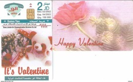 Jordan-Valentine, DUMMY CARD(no Code) - Jordanie