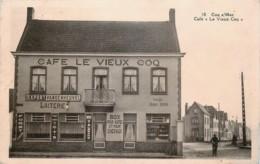 """Belgique - De Haan - Coq Sur Mer - Café """" Le Vieux Coq """" - De Haan"""