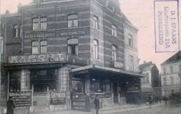 Ixelles - Bruxelles - Taverne Dubois - Place Ste-Croix - Ixelles - Elsene