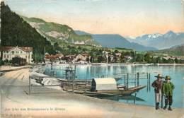 Suisse - Berne - Am Ufer Des Brienzersee's In Brienz - BE Berne