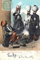 Turquie - Salut De Constantinople - Les Janissaires - Turquie