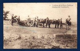 Congo Belge. Artillerie De La Force Publique. Léopoldville 1929 - Belgian Congo - Other