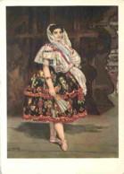 Art - Peinture - Edouard Manet - Lola De Valence - Lola Of Valencia - Carte Neuve - Voir Scans Recto-Verso - Paintings