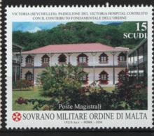 SMOM 2004 Sass.751 MNH/** VF - Sovrano Militare Ordine Di Malta