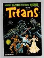 Titans N°36La Guerre Des étoiles - Machine-Man - Mikros - Dazzler - Le Cosmos Son Origine De 1982 - Titans
