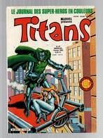 Titans N°37La Guerre Des étoiles - Machine-Man - Mikros - Dazzler - Notre Terre De 1982 - Titans