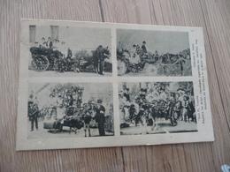 CPA 13 Bouches Du Rhône Raphèle Les Arles Cavalcade 15/04/1906 Au Bénéfice Des Sinistrès Des Mines De Courrières Multi V - France