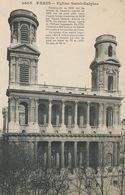 Paris Eglise St Sulpice  ELD  Levau , Daniel Gittard ,  Appenordt - Kirchen