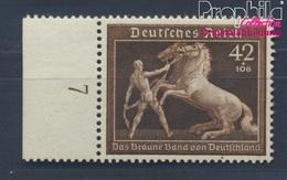 Deutsches Reich 699 (kompl.Ausg.) Postfrisch 1939 Das Braune Band Pferderennen (8496720 - Deutschland
