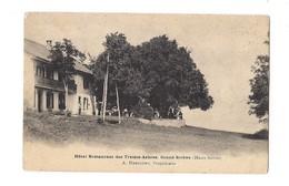 HOTEL RESTAURANT DES TREIZE ARBRES GRAND SALEVE - - Autres Communes