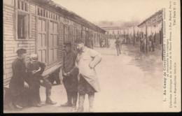 Au Camp De Concentration -- L'Aumonier Soutient - Patriottisch